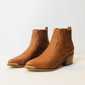 F21 boots size 7